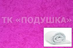 Купить фиолетовый махровый пододеяльник  в Уфе